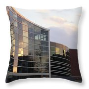 Athletics Can Be Beautiful Throw Pillow