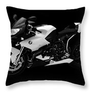 Bmw R1200s Throw Pillow