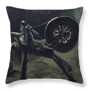 Bobbin Winder  Throw Pillow
