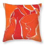 I Was Born In A Mine 2 Throw Pillow