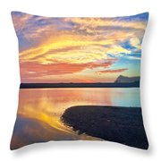 Infinite Possibility Throw Pillow