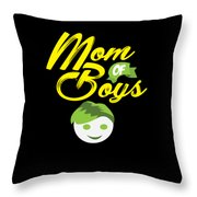 Mothers Day Mothersday Best Mom Gift Throw Pillow