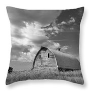 Palouse Barn 9652 Throw Pillow