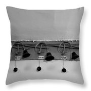 Peacefield Bell System Throw Pillow
