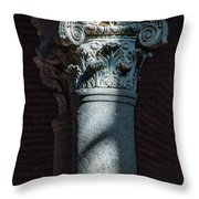 Sant'agnese Fuori Le Mura Throw Pillow