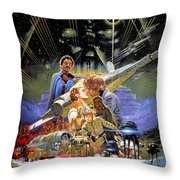 Star Wars The Empire Strikes Back Throw Pillow