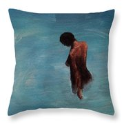 Untitled 3 Throw Pillow