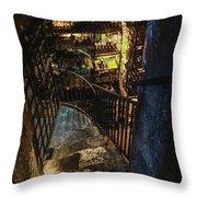 Vino L'archeologia Throw Pillow