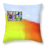 10-31-2015abcdef Throw Pillow