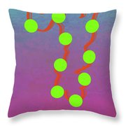 11-6-2015dabcdefghijklmnopqrtuv Throw Pillow