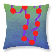 11-6-2015dabcdefghijklmnopqrtuvwxyzabcdef Throw Pillow