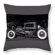 1934 Ford Pickup Hot Rod Throw Pillow