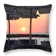 Alba Al Mare Throw Pillow