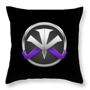 Darling In The Franxx Throw Pillow