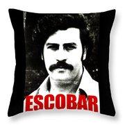 Escobar Throw Pillow