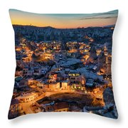 Goreme Throw Pillow