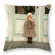 Jeanne Kefer Throw Pillow