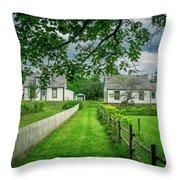 Sherbrooke Village Throw Pillow