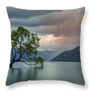 Wanaka - New Zealand Throw Pillow