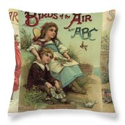 5 All Round The Year Throw Pillow