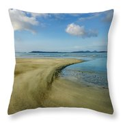 Berneray Throw Pillow