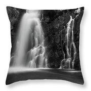 Hepokongas Waterfall Throw Pillow