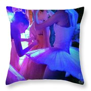 Quick Custom Change Throw Pillow