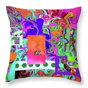 9-10-2015babcdefghijklmnopqrtuvwxyzabcdefghi Throw Pillow
