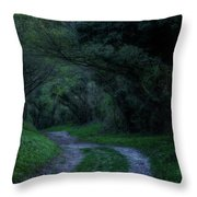 Halnaker - England Throw Pillow