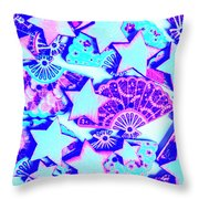 A Crafty Performance Throw Pillow