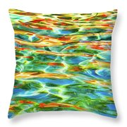 A Feast Of Colours Throw Pillow