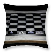 A Grain Of Rice That Made A Kingdom Stumble Throw Pillow