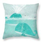 A Little Love Throw Pillow