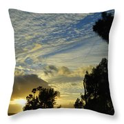 A Long Days Journey Into The Night Throw Pillow