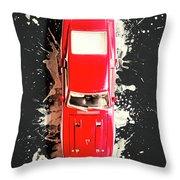 A New Shell Throw Pillow
