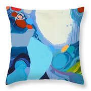A Woman Named Emory Throw Pillow