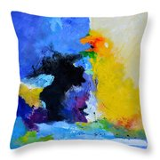 Abstract 779130 Throw Pillow