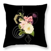Abstract Dream Throw Pillow by Bee-Bee Deigner