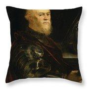 Almirante Veneciano   Throw Pillow
