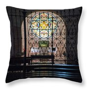 Alter Throw Pillow