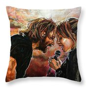 Always Remember Us This Way Throw Pillow