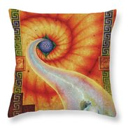 Amaizeing Grace Throw Pillow