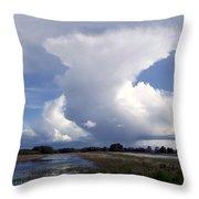 Amazing Cloud Throw Pillow