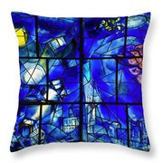 American Windows Throw Pillow