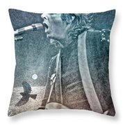 And You'll Be A Bluebird Too Throw Pillow