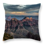 Angel Point Throw Pillow