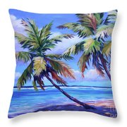 Another Beautiful Day Throw Pillow