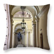 Argentina Throw Pillow