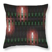 Art Deco Design 14 Throw Pillow
