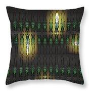 Art Deco Design 15 Throw Pillow